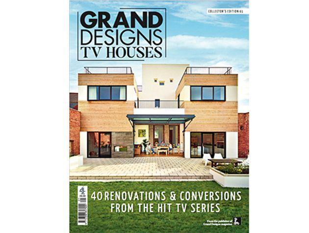 Grand Designs TV Houses Bookazine