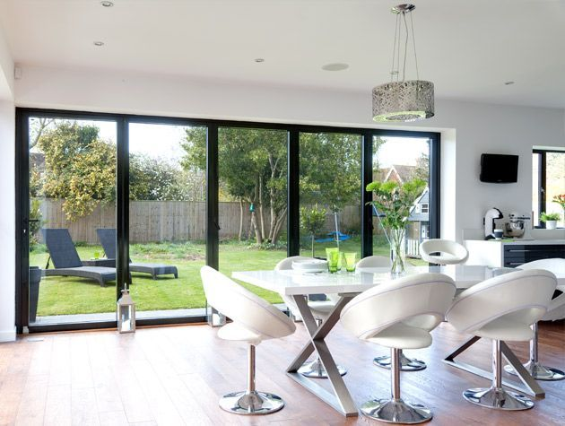 Contemporary clutter free minimal design home in East Sussex 2