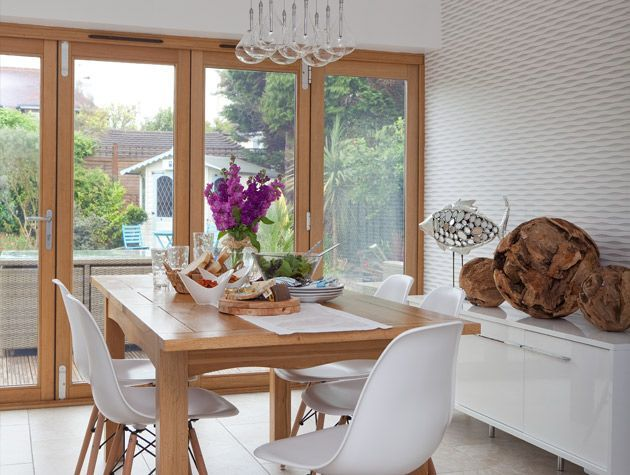 Take inspiration from this stylish and elegant space 4