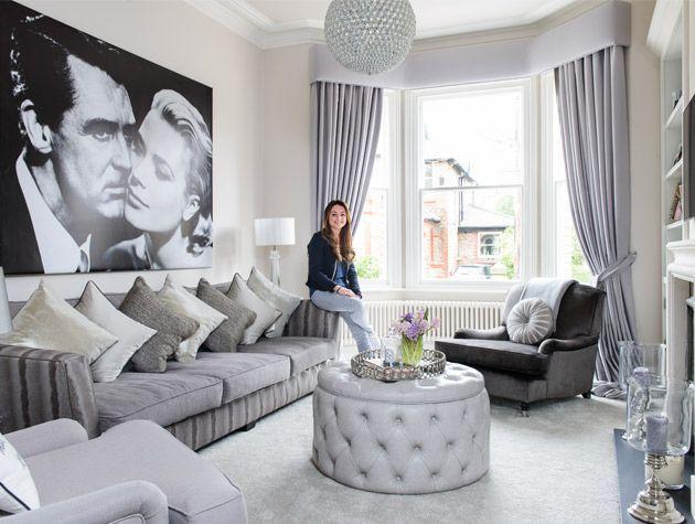 Three bed Victorian semi with glamorous interiors 1
