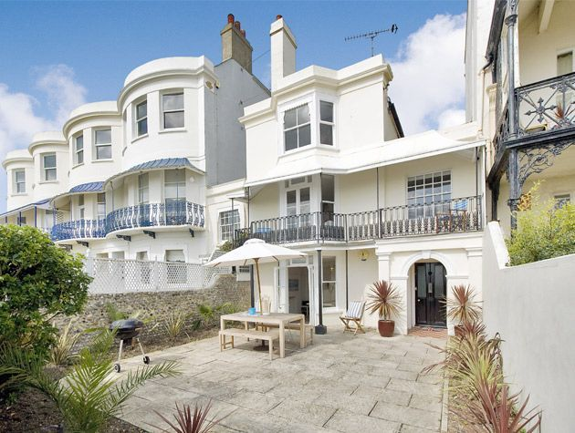 Look around this bright seaside home in West Sussex 1