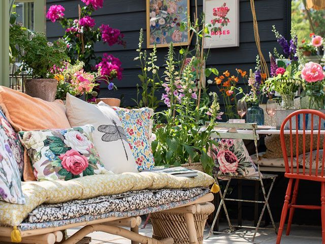 Alitex Greenhouse styled by Selina Lake at RHS chelsea flower show 2019