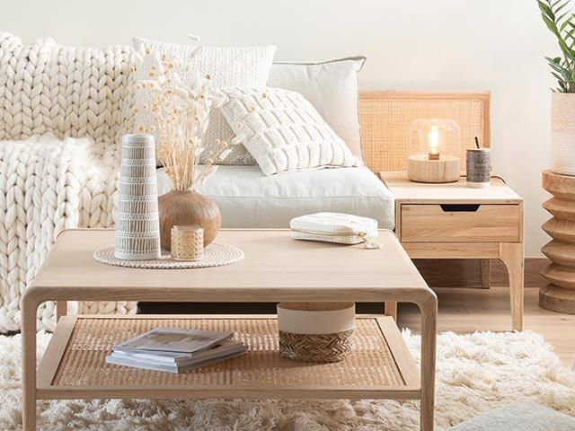 cotton cushion cover - maisons du monde in the woods AW19 decor collection - goodhomesmagazine.com