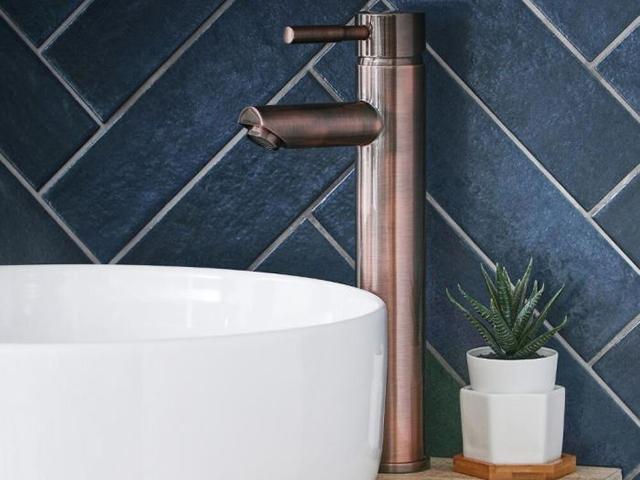 Milano Amara mono basin mixer, Big Bathroom Shop | 7 of the best taps | Good Homes Magazine