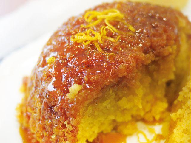 Syrup sponge pudding - 5 Autumn dessert recipes using a slow cooker - kitchen - goodhomesmagazine.com