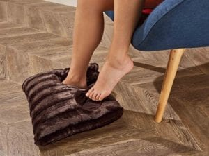 Foot warmer opener lidl - keep your feet warm with Lidl's new giant cushion slipper - news - goodhomesmagazine.com