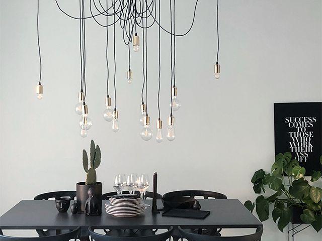 spider chandelier cult furniture copy - aw19 lighting trends - inspiration - goodhomesmagazine.com