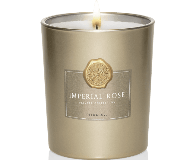 Rituals Imperial Rose Candle