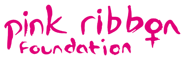 Logo for the Pink Ribbon Foundation