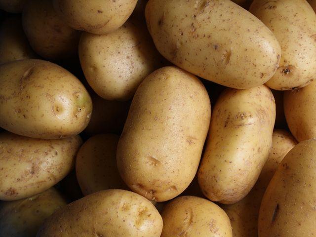 Potatoes - Credit: Lars Blankers
