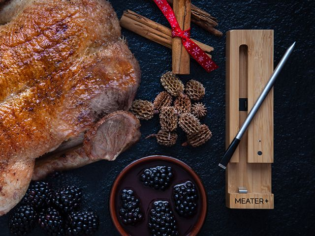 meater+ food thermometer - goodhomesmagazine.com