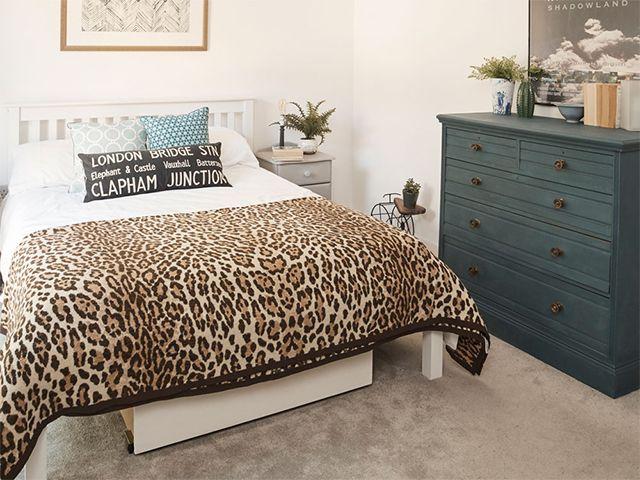 british heart foundation bedroom makeover - goodhomesmagazine.com
