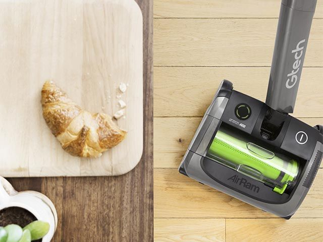 gtech opener - buyer's guide to cordless vacuum cleaners - shopping - goodhomesmagazine.com