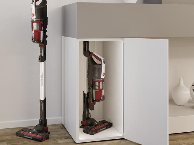 hoover vacuum - buyer's guide to cordless vacuum cleaners - shopping - goodhomesmagazine.com