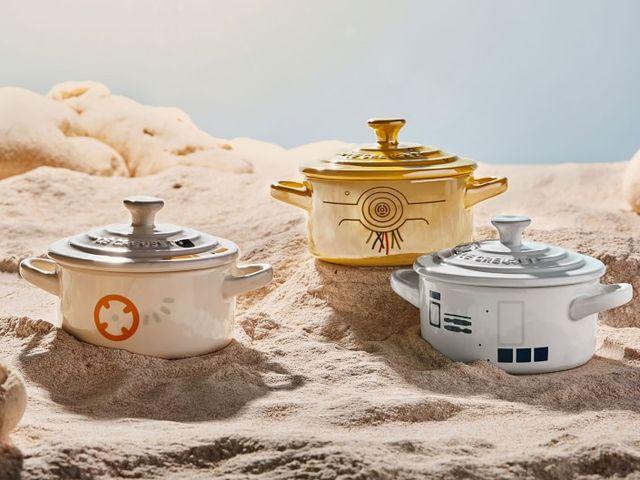le creuset star wars collection - goodhomesmagazine.com