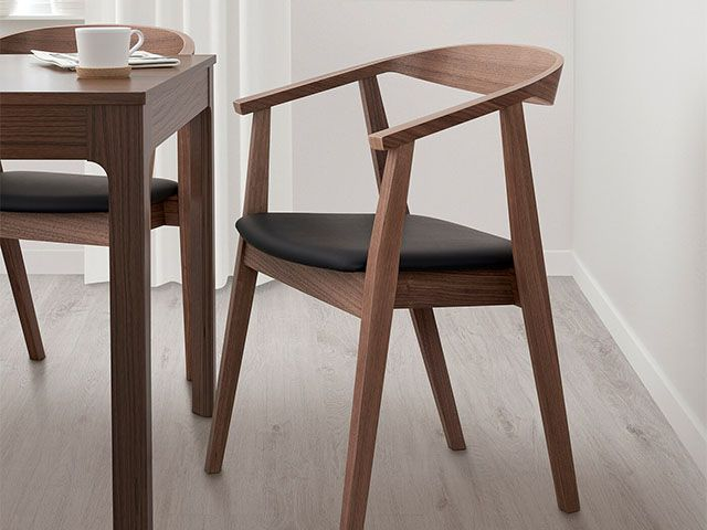 scandi inspired dining chair - 7 of the most on-trend dining chairs - dining - goodhomesmagazine.com