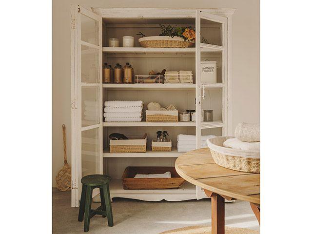 Zara Home Laundry collection - shopping - goodhomesmagazine.com