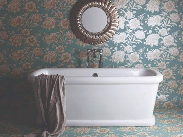 stand alone victorian bath- The top bathroom renovations that will add value to your home - bathroom - goodhomesmagazine.com