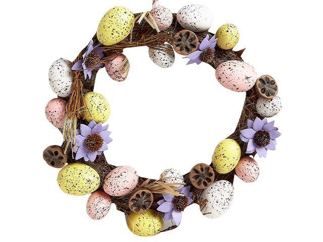 easter wreath - sneak preview of John Lewis' Easter range - shopping - goodhomesmagazine.com