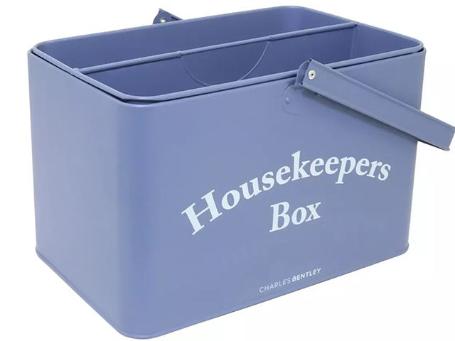 housekeepers box - cleaning caddies to tidy up your routine - shopping - goodhomesmagazine.com