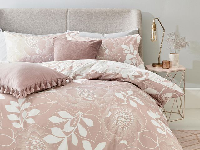 Spring Duvet Covers 6 Of Our Favourite, Raspberry Colored Bedding