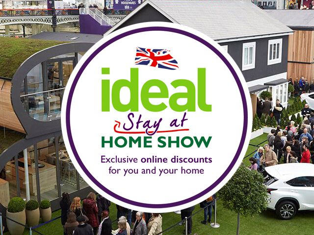 ideal stay at home show header