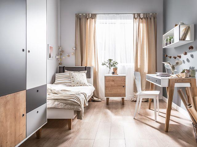 guest room design ideas- simple design ideas for your spare bedroom - inspiration - goodhomesmagazine.com