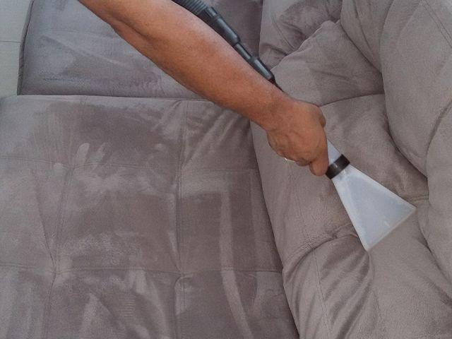 carpet cleaner - 6 ways to reinvigorate a tired sofa - living room - goodhomesmagazine.com