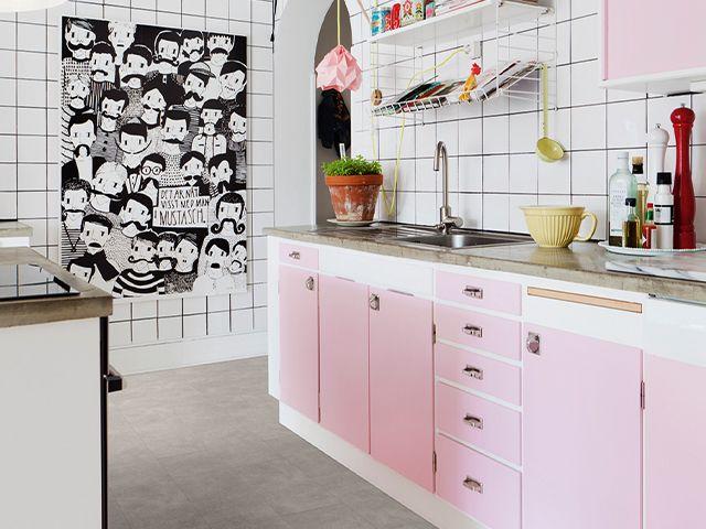 grey lvt - buyer's guide to LVT flooring - inspiration - goodhomesmagazine.com