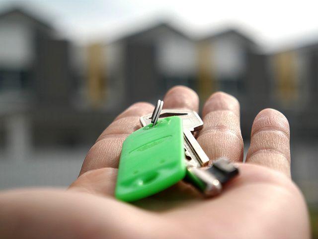 house keys - most popular home buying jargon explained - inspiration - goodhomesmagazine.com