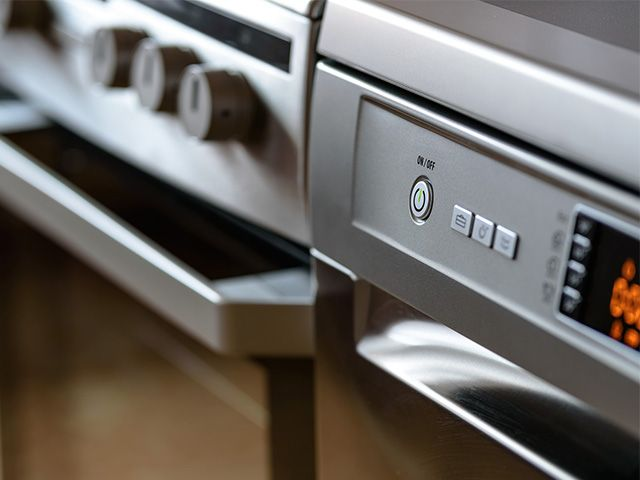 oven appliance -top hygiene tips when designing your home - inspiration - goodhomesmagazine.com