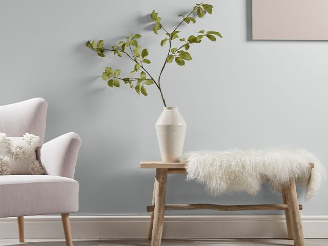 pastel living room - cox & cox launches luxury paint collection - news - goodhomesmagazine.com