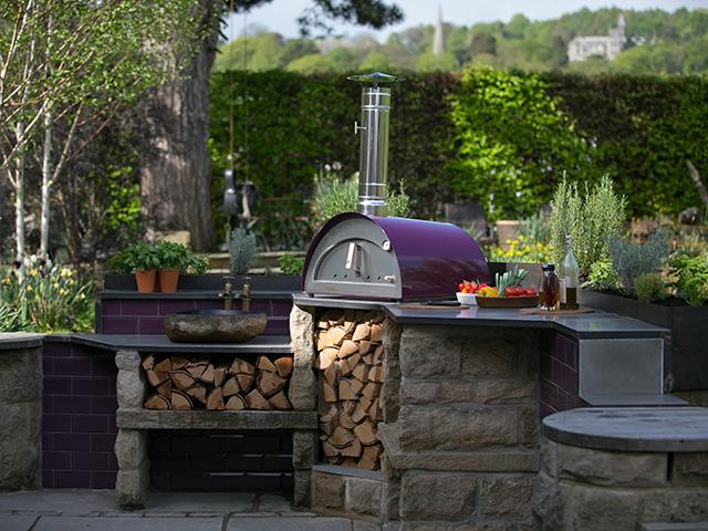 igneus pizza oven from the oven pizza shop - goodhomesmagazine.com
