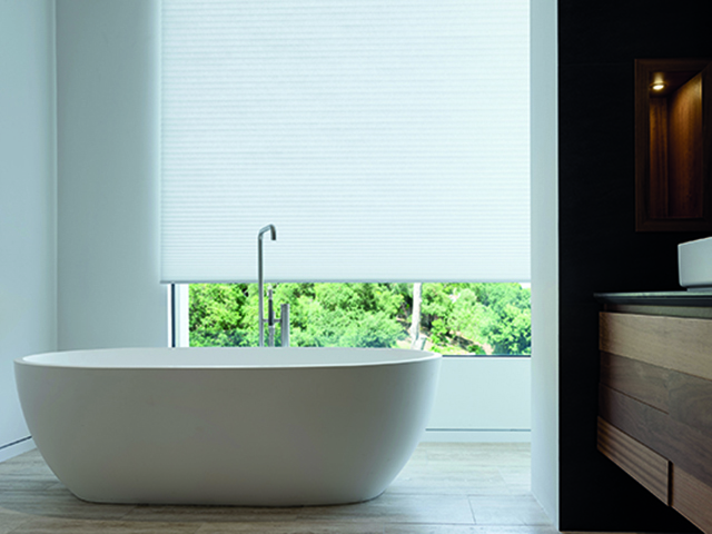 Pittsburgh Micro Honeycomb blind, Blinds Direct | Good Homes Magazine