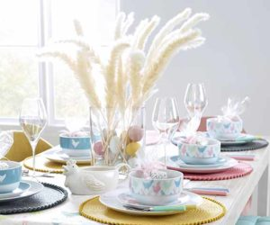 7 Easter tableware ideas for the long weekend