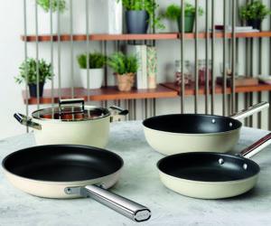 Smeg launch first ever cookware range | Good Homes Magazine