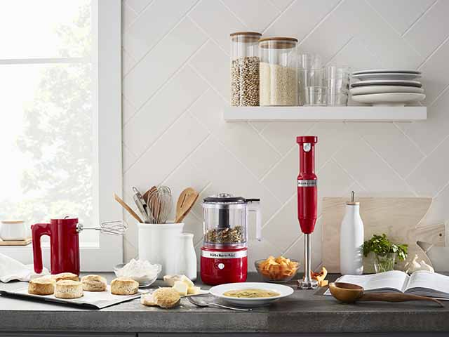 Win the KitchenAid cordless collection!