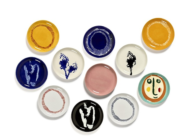 Yotam Ottolenghi FEAST collection plates | Good Homes Magazine