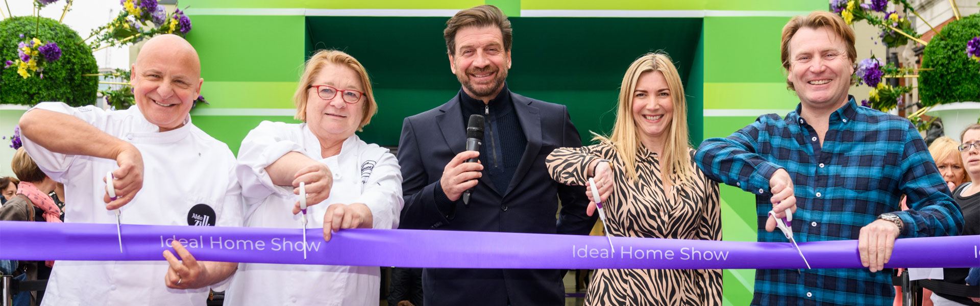 Ideal Home show returns for 2021